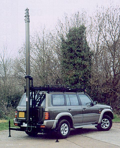 Clark Masts Wt Portable Series Masts Technical Data From