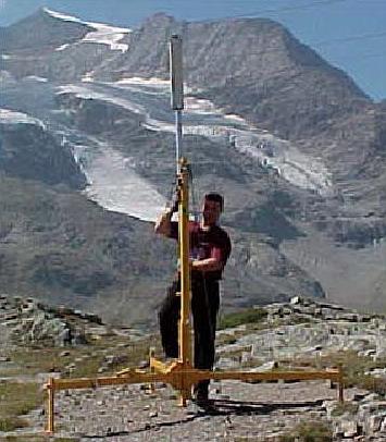 Clark Masts :: QT SERIES Low Cost Portable Telescopic Masts