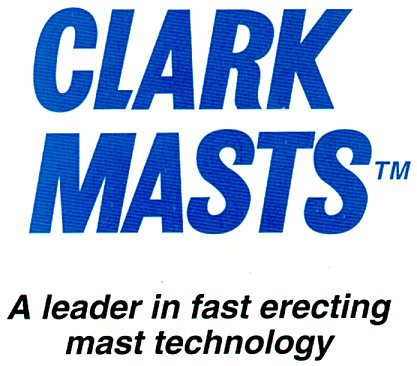 Clark Masts Portable Telescopic Masts Logo