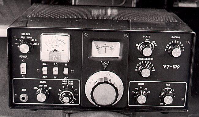 Yaesu Musen Co  Amateur Radio Equipment in Australia During
